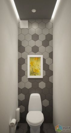 Small toilet 4 Pleasing Simple Ideas: Bathroom Remodel Spa Benjamin Moore bathroom remodel before an Small Space Bathroom, Modern Bathroom, Small Spaces, Bathroom Ideas, Narrow Bathroom, Very Small Bathroom, Bathroom Hacks, Bathroom Grey, Budget Bathroom