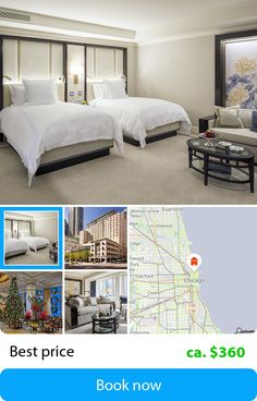 The Peninsula Chicago (Chicago, USA) – Book this hotel at the cheapest price on sefibo.