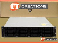 HP STORAGEWORKS MSA2312SA G2 STORAGE ARRAY 6 X 1TB 7.2K RPM SATA HARD DRIVES