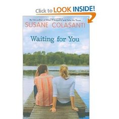 waiting for you. susane colasanti. 8/9