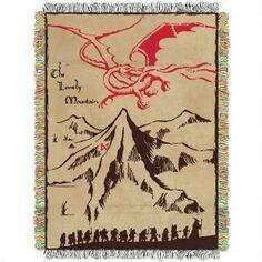 The Hobbit cross stitch