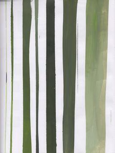 green stripes tints shades tones
