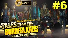 Tales From The Borderlands Gameplay Walkthrough (PC) Episode 3: Catch a ...