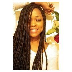senegalese actresses | Box Braids/Senegalese twists