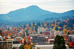 Eugene Oregon Autumn 2012 Nikon D7000 by C. Campbell, via Flickr #eugene #eugeneoregon
