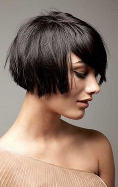 French Bob Short Hairstyle