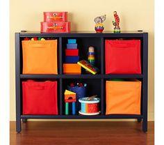 6-Cube Bookcase