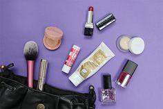 Coulisses #beaute : Dans le vanity #maquillage de Lauriane, #Designer Graphique