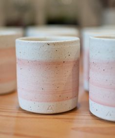 Sophie Harle: Shiko reclaimed/recycled clay cup from Assembly