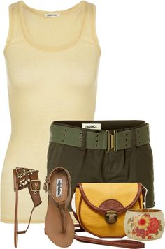 """""""Colorblock"""" by melindatg on Polyvore"""