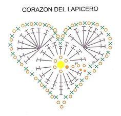 262686590739092859 Crochet Heart