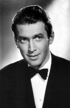 Jimmy Stewart  (May 20, 1908 – July 2, 1997) American actor (o.a. known from the Oscar winning movies 'Rear window' and 'Vertigo').