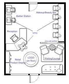 1000 images about my salon ideas on pinterest floor for Salon floor plans free