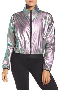 Main Image - Reebook Faves Shimmer Jacket
