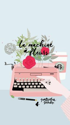 machine à fleur