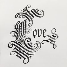 calligraphy cadels - Google Search