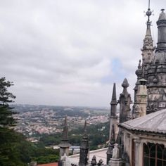 Sintra. PORTUGAL.