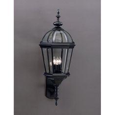 Kichler Trenton 3 Light Wall Lantern