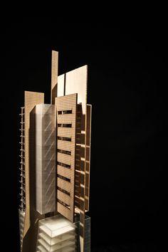 Architectural Model - vigneshMADHAVAN