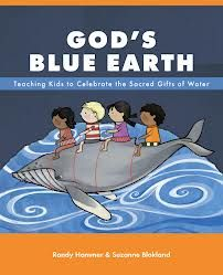NEW book: God's Blue Earth