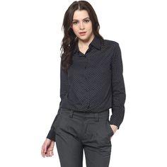 Polka Poplin Shirt for Rs 839 #onlineshopping http://goo.gl/Ll3lyg