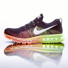 Nike FlyKnit Air Max<3