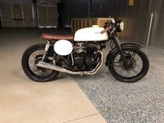 We have sold over 100 custom build cafe racers on ebay so bid with confidence! We can ship anywhere in the 48 states. Shipping will cost anywhere from $250-$550 depending on distance from Pittsburgh, PA We reserve the right to end the auction early if it sells via our website or is sold locally. Feel free to make us an offer if you would like to end the auction early.