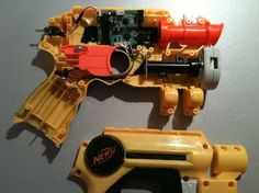 How-To: Mod a Nerf gun to play House Of The Dead