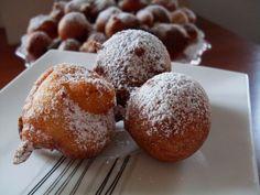 Mini donuts - a quick and easy dessert