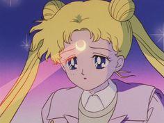 Usagi with symbol Moon in ep 47