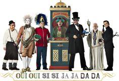 Madness Releases Four-Disc Version of Oui Oui Si Si Ja Ja Da Da