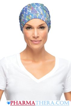 Welcome Summer with this colorful chemo Hat For Cancer Patients. Comes in solid colors or printed colors https://www.pharmathera.com/wigs-hair-extensions-hairpieces-hats-chemotherapy-cancer/cancer-hats-chemo-caps-turbans-chemotherapy-headwear/bamboo-shining-sun-cancer-hat-by-jon-renau