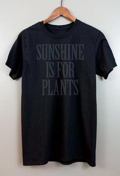 Black on black Short-Sleeve T Shirt Gothic Nu goth All Black Everything Emo clothing Soft grunge Murdered out Sunshine is for Plants by BecauseSkulls Hipster Outfits, Indie Outfits, Grunge Outfits, Black Outfits, Hipster Clothing, Teen Clothing, Hipster Grunge, Goth Grunge, Black Grunge
