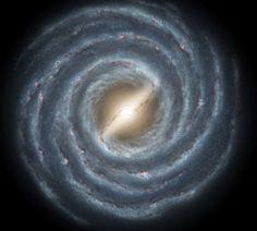 #periscopio #galassia #nasa via lattea