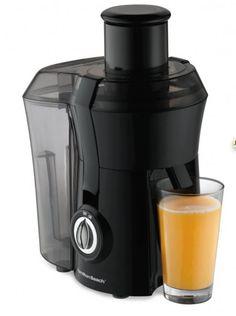 Porque no hay nada mejor que un jugo de naranja fresco por la mañana. EXTRACTOR GRANDE. http://azapregalos.com/hogar/electrodomesticos/batidoras/jugo-hamilton-beach-boca-grande-extractor