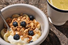 Granola Recipe: The Ultimate Easy Mix Granola, Oatmeal, Breakfast, Easy, Recipes, Food, The Oatmeal, Morning Coffee, Rolled Oats