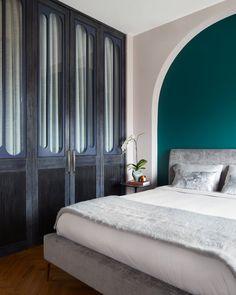 Bohème minimal : l'appartement de Liselotte Watkins à Milan - Turbulences Déco | Living room ...