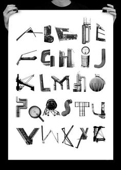 Typographie architecturale