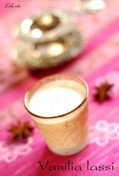 . Lassi, Glass Of Milk, Candle Holders, Candles, Food, Essen, Porta Velas, Candy, Meals