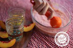 Pratik Şeftalili Yoğurt Dondurması – Mutfak Sırları – Pratik Yemek Tarifleri