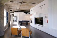 Elegant Twin Loft in Los Angeles by CHA:COL - CAANdesign | Architecture and home design blog