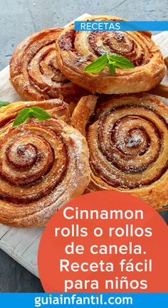 Portuguese Desserts, Cake Servings, Cinnamon Rolls, Food And Drink, Sweets, Healthy Recipes, Baking, Breakfast, Ethnic Recipes