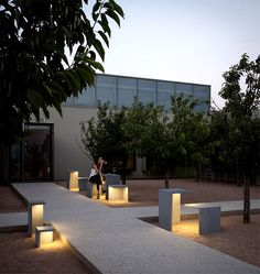 Furniture Meets Light: Empty by VIBIA furniture light perfect harmony 8