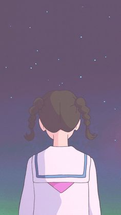 Home Screen Aesthetic Studio Ghibli Iphone Wallpaper Iphone Wallpaper Kawaii, Cartoon Wallpaper, Studio Ghibli Art, Studio Ghibli Movies, Anime Manga, Anime Art, Up On Poppy Hill, Korea Wallpaper, Anime Scenery
