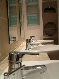 12 best realhome toilet and shower partitions images flush toilet rh pinterest com