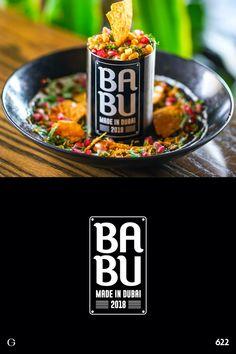 Typographic design by Stéphane Gabrielli for 622 Agency Restaurant Indien, Restaurant Logo, Type Design, Logo Design, Ag Logo, India Logo, Food Branding, Typographic Design, Chaat