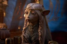 Netflix has unveiled the voice cast for The Dark Crystal: Age of Resistance, its forthcoming prequel to Jim Henson's seminal 1982 film, and it's stacked. Mark Strong, Simon Pegg, Andy Samberg, Helena Bonham Carter, The Dark Crystal, Dark Crystal Movie, Jim Henson, Orlando Bloom, Modern Warfare