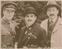 The Big Three - July 1916 by ~phantomphan1990 on deviantART