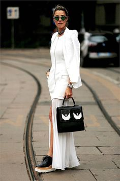 El mejor Street Style - MFW 09.14 http://christina-bo.com/2014/09/24/el-mejor-srteet-style-mfw-09-14/