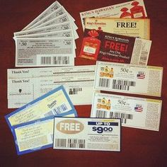 Coupon Mom: How to get free coupons in the mail--these are easy ways to get free stuff.